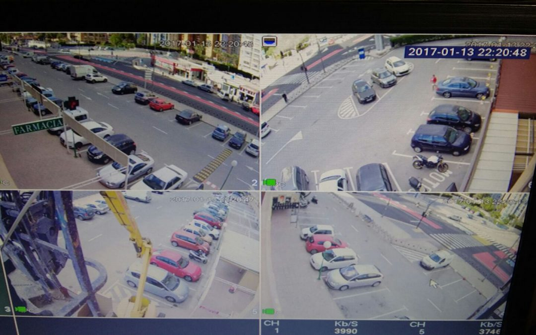 C.P. Calanyas – CCTV