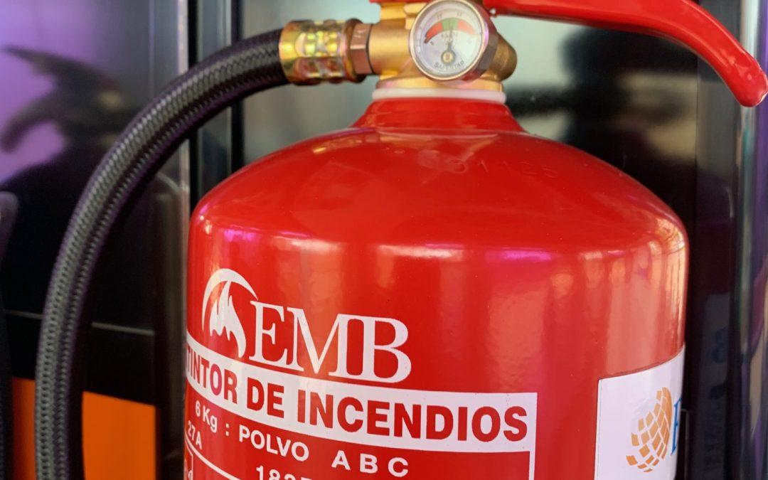 Extintor Benidorm